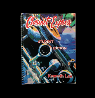 Clarinet Express Student Book